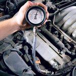 измерване на компресия