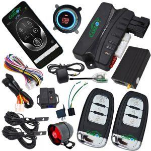 аларма на автомобила