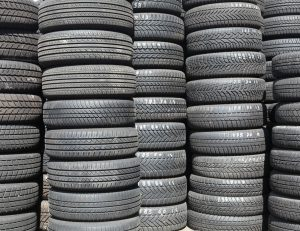 гуми втора употреба