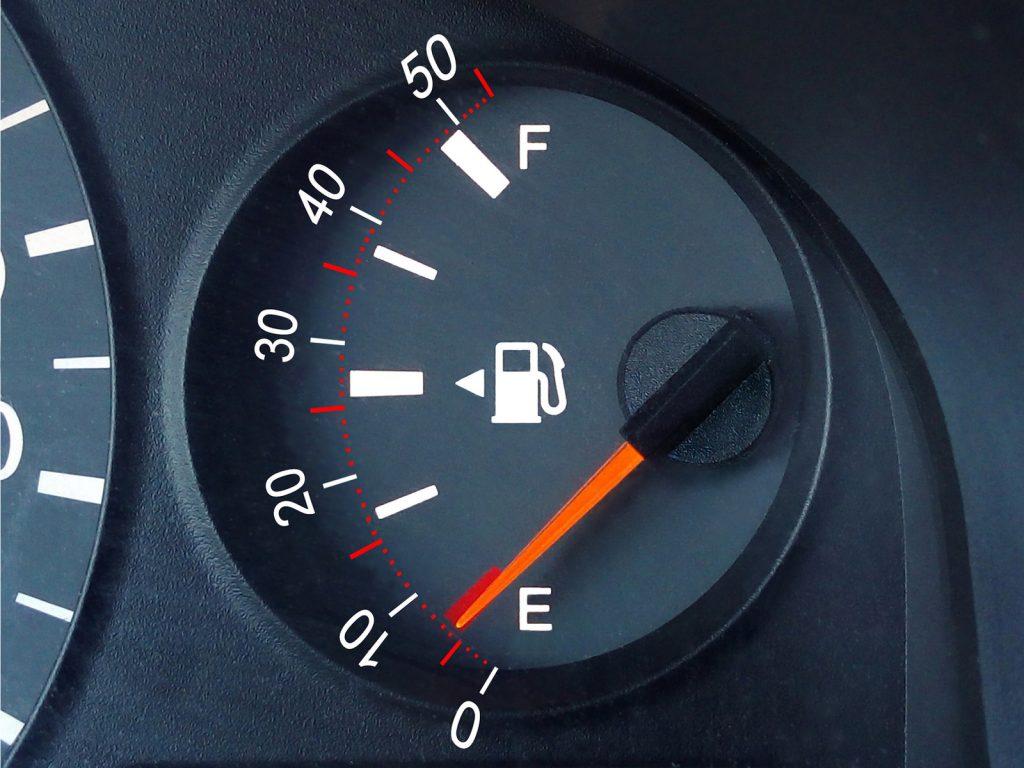 нивомер за горивото