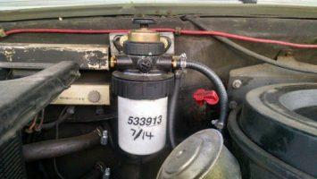 нагревател за дизелов двигател