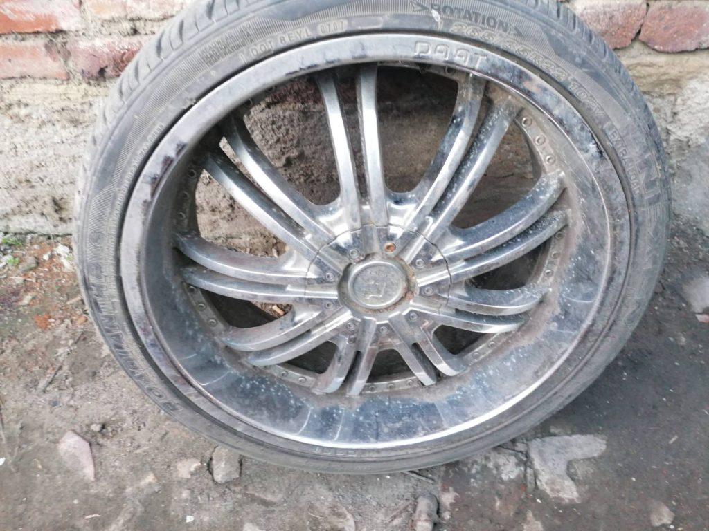 автосервиз за гуми